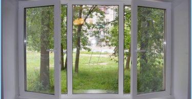Hvordan isolere plast vinduer: overbygg, vinduskarm