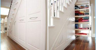 Hvor nyttig og vakkert ordne plassen under trappen