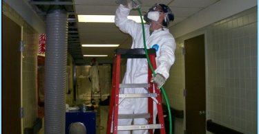 Desinfeksjon av ventilasjonsanlegg