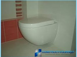 Hvordan installere toalettet med sine egne hender