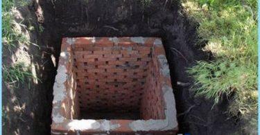 Bygging av toaletter i landet med sine egne hender