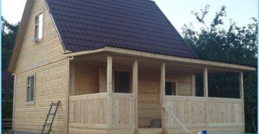 bad prosjekt med en veranda under ett tak
