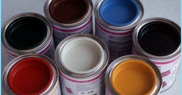 Alkyd maling for innvendig og utvendig bruk på metall og tre