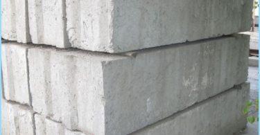 Hva det er en tung betong, dens sammensetning og typer