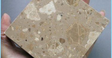 Hva er polymerbetong, dens sammensetning, er produktet av polymeren, monumenter dekor