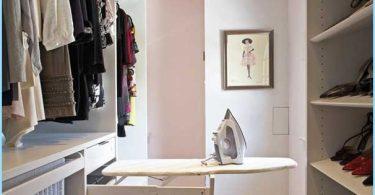 Hvordan lage en liten garderobe med hendene