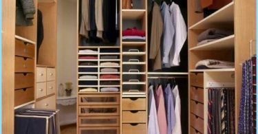 Design garderobe lille størrelsen på rommet
