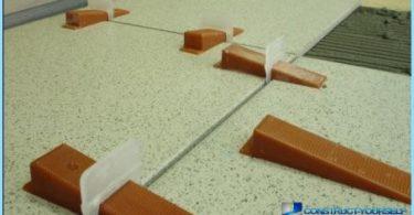 Dekorere baderomsfliser (foto)