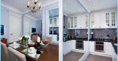 Kitchen Studio 20, 18, 16 kvm. m. - Stilig moderne design