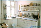 Kjøkken design i hruschevke