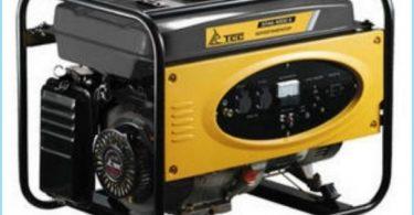 Hvordan koble generatoren til hjemmet