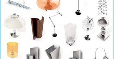 Hvordan installere og koble lampen med hendene