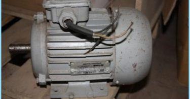 Hvordan koble den elektriske motoren 380V til 220V