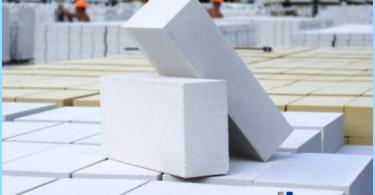 Brick silikat korpulent: sammensetning og egenskaper