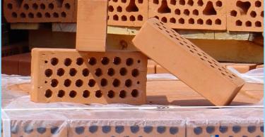 Funksjoner av keramisk murstein