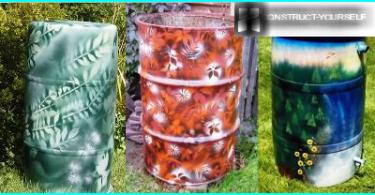 Blomsterbed-kit på sitt sommerhus: hvordan å dyrke urter