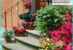 Design senger og blomsterbed i landet med sine egne hender: monokrome alternativer