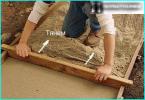 Hvordan lage dine egne hender steinbed - planting ordningen og et eksempel på enheten