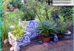 Live-buret av trestammer: hvordan å vokse en ramme lysthus